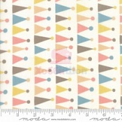 Ткань хлопок 100% Corner Of 5th Fun Moda Fabrics 17904-11