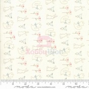 Ткань хлопок 100% Corner Of 5th Fun Moda Fabrics 17902-11